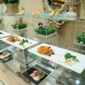 Small Plate Display