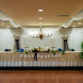 Head Table for Wedding