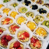 Rainbow Tarts- Assortment of tarts