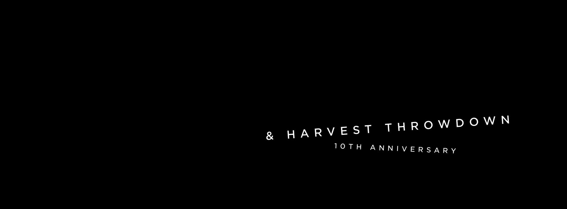 Valley Vine and Harvest Throwdown