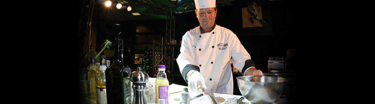 Chef John Schiltz