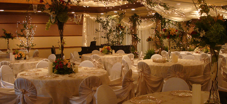 Lake Elmo Inn Event Center - Wedding Setup