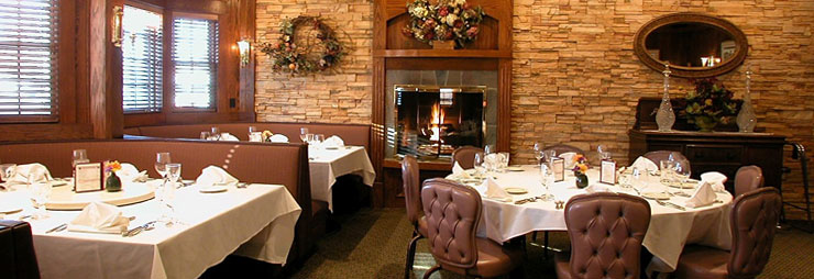 Lake Elmo Inn Restaurant - Dining Room